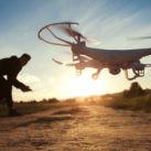 dónde y cómo puedo usar mi dron
