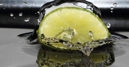 limón y percepción corporal
