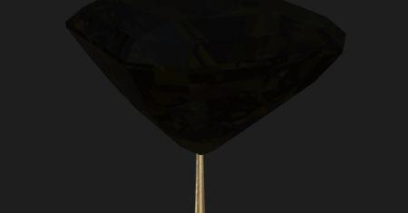 material más negro del mundo