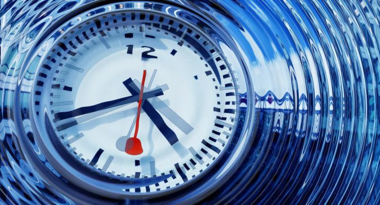 Reloj y lentitud