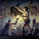 pintura del hombre de cromagnon