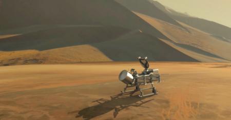 misión a Titán