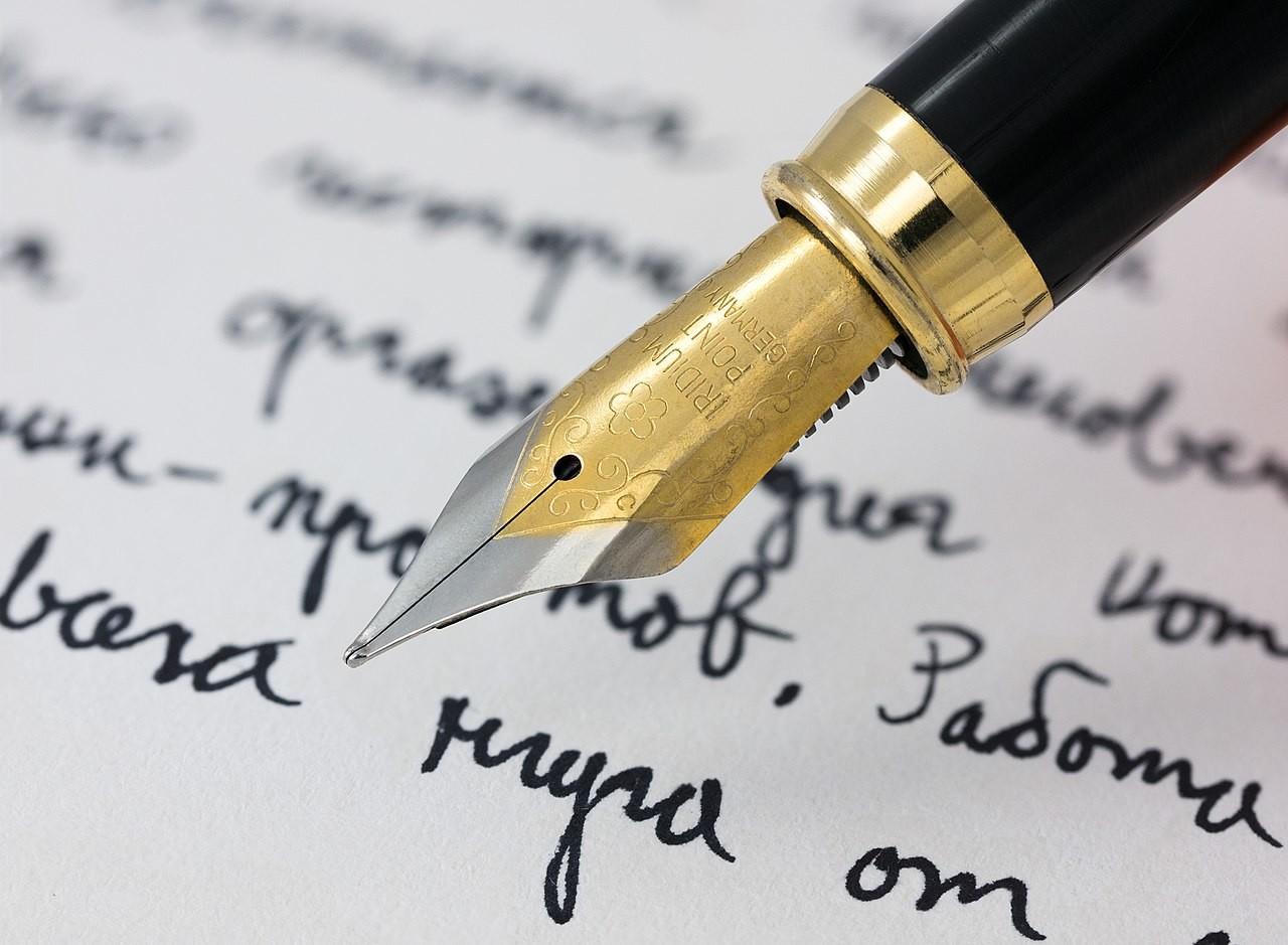 escritura manual