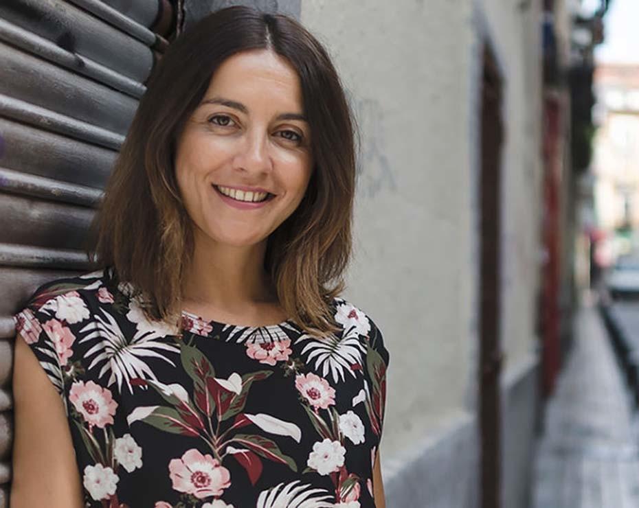 Charo Marcos es la creadora y única editora de Kloshletter.