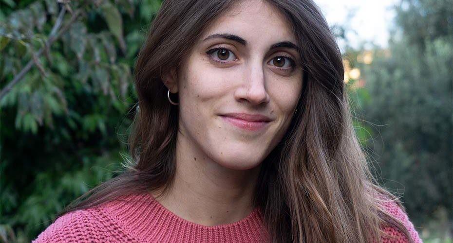 Sandra Ortonobes es la creadora del canal de Youtube La Hiperactina.