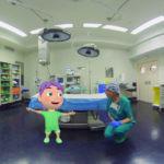 Proyecto de realidad virtual Nixi for Children