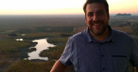 Tomás Montalvo, del programa de vigilancia de mosquitos de Barcelona