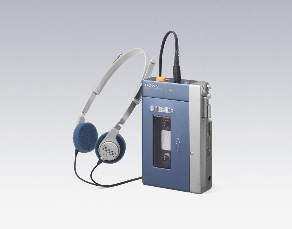 El primer walkman de la historia: Sony tps-l2