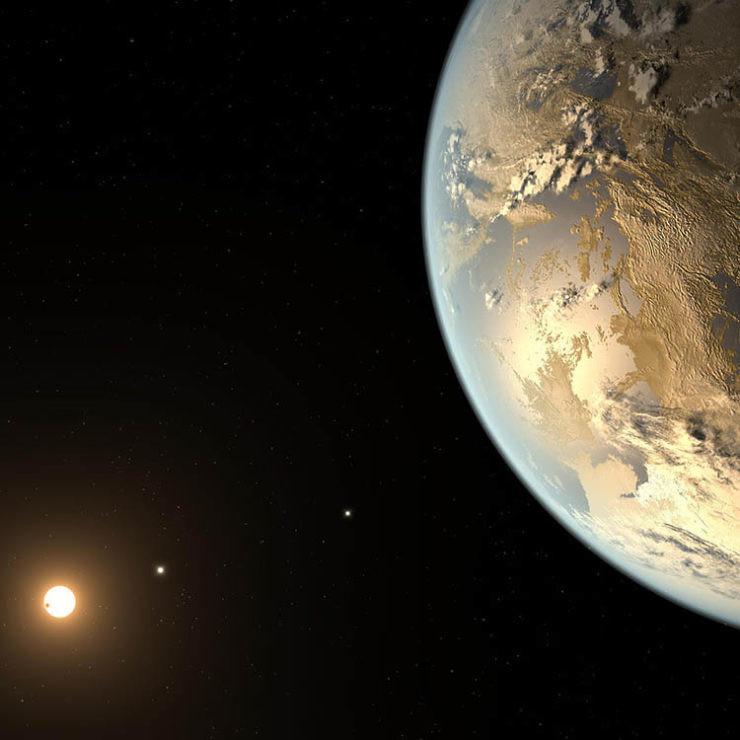 búsqueda de planetas habitables
