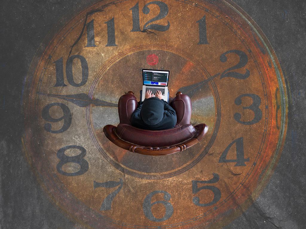 causas del tecnoestrés en el trabajo