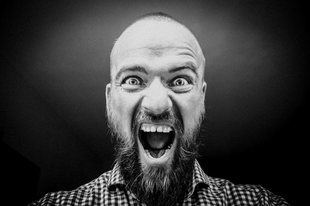 grito y discurso del odio en internet