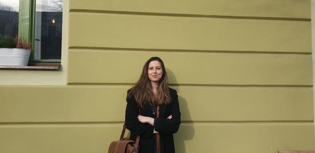 Andrea G. Rodríguez es experta en geotecnología