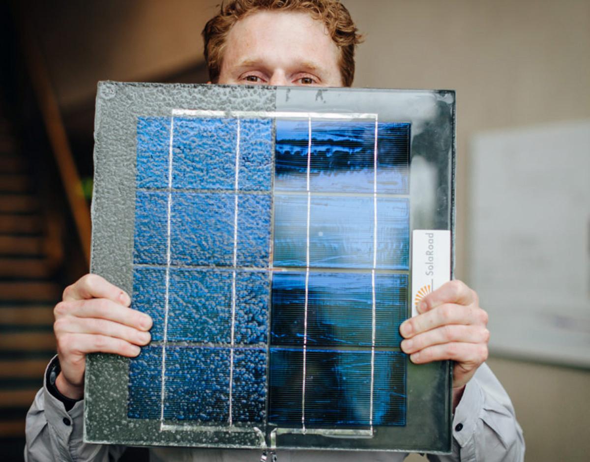 solaroad panel