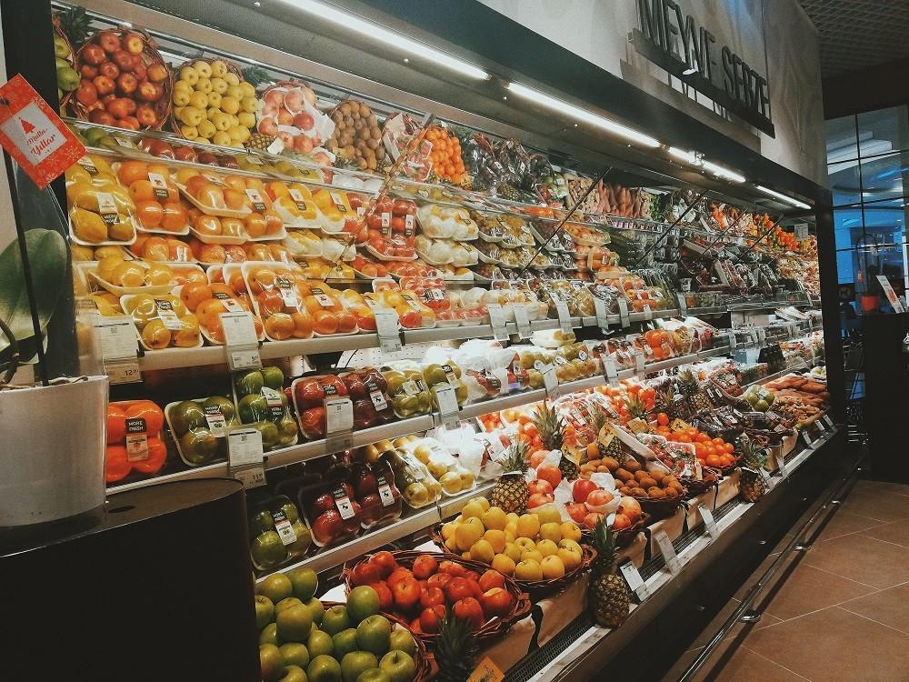 Aplicaciones nutricionales para la compra diaria