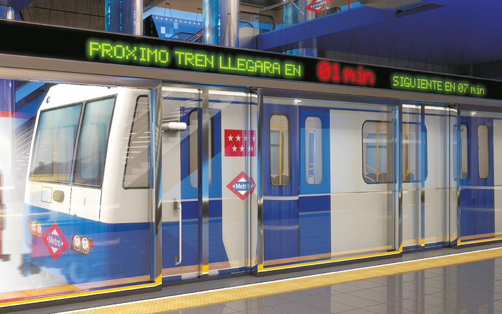imagen de Metro de Madrid