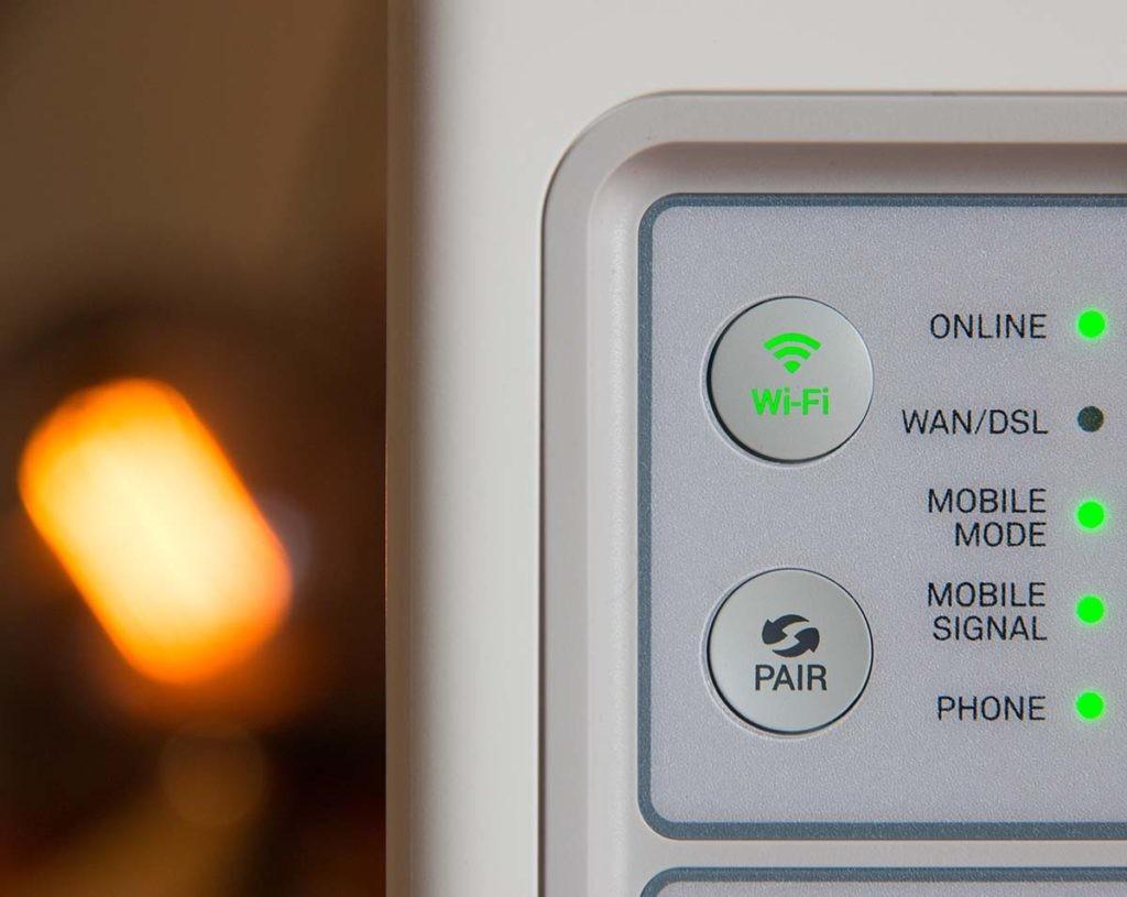 conexión Wifi mediante WPS