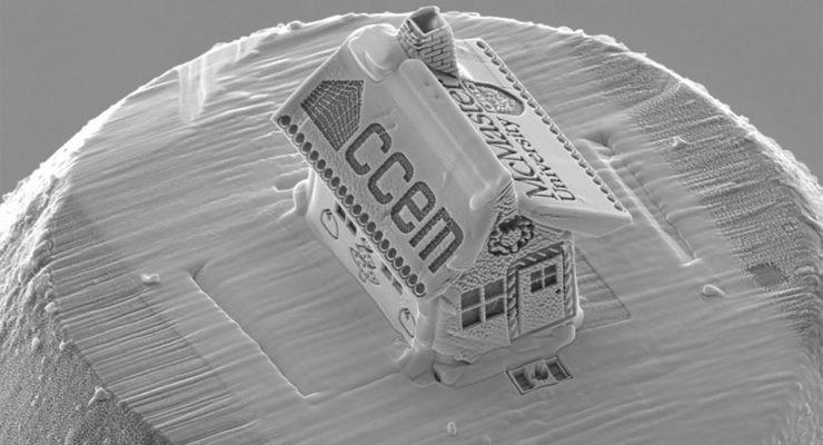 alquiler en Madrid y casa microscópica