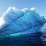 cambio climático iceberg