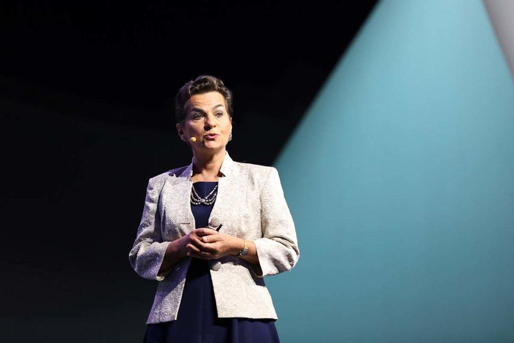 líderes climáticos como Figueres