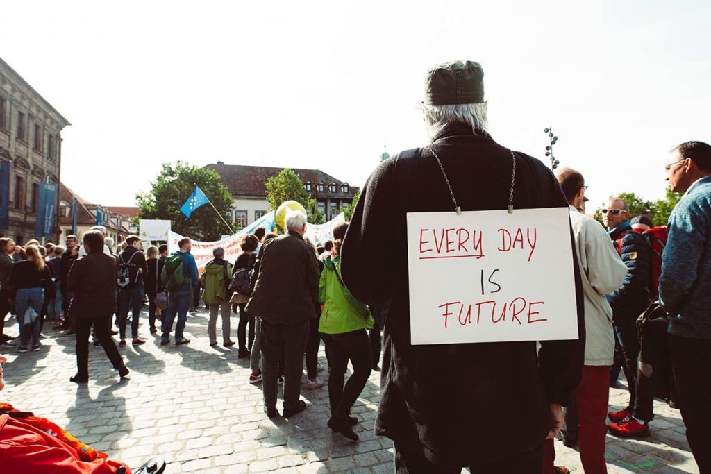 protestas de Fridays for Future