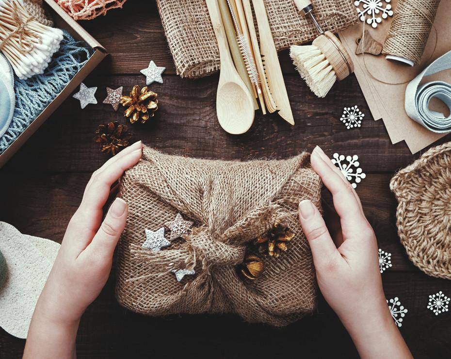regalos sostenibles Navidad