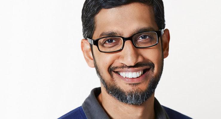 Sundar Pichai (CEO de Google)-inteligencia artificial