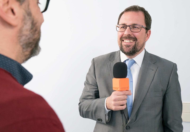 Raül Blanco, secretario general de industria y de las pymes