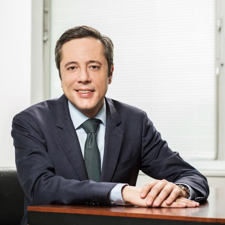 José Bayón, Enisa