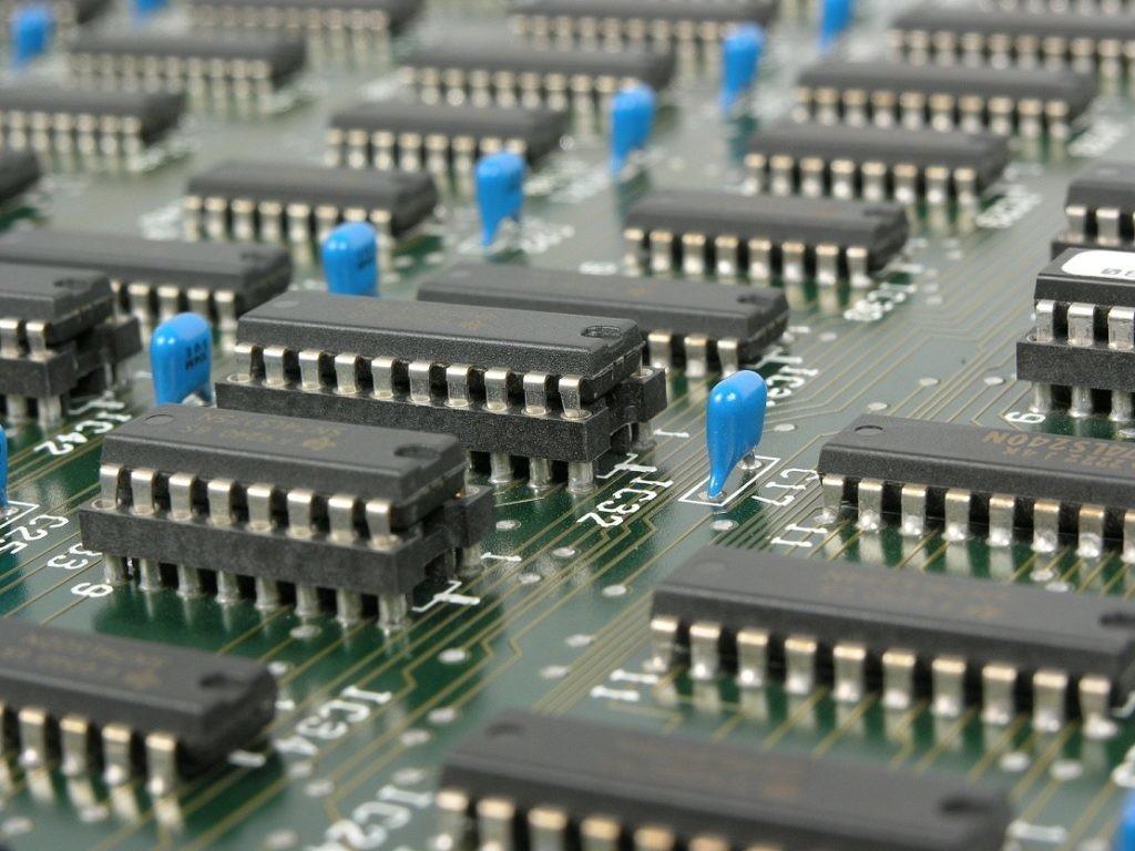 Placa madre: componentes de un ordenador