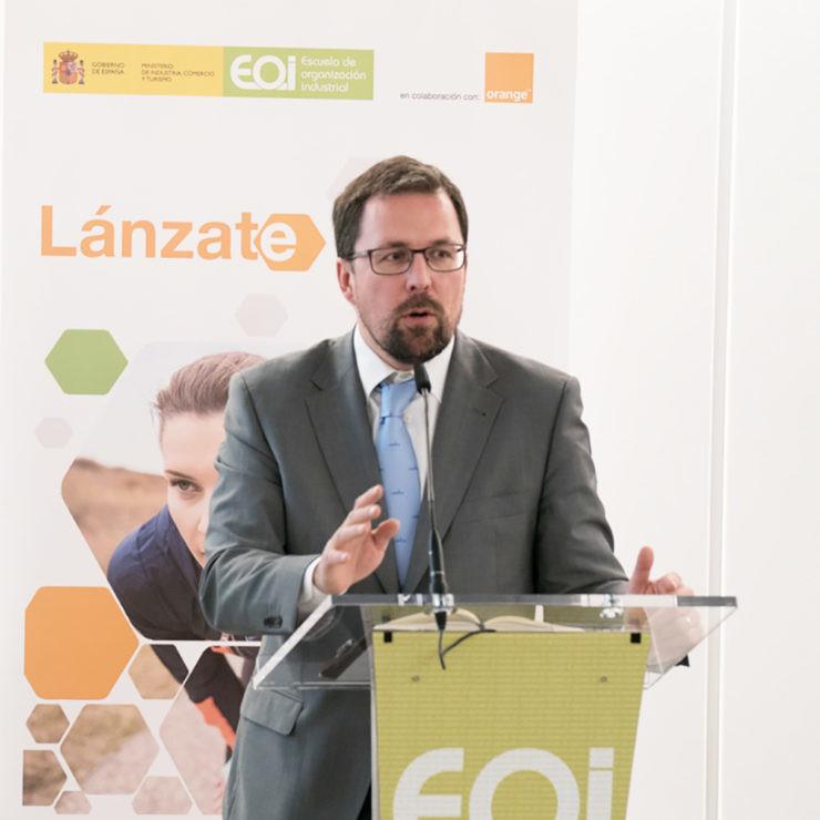 Raül Blanco, secretario general de industria y pyme