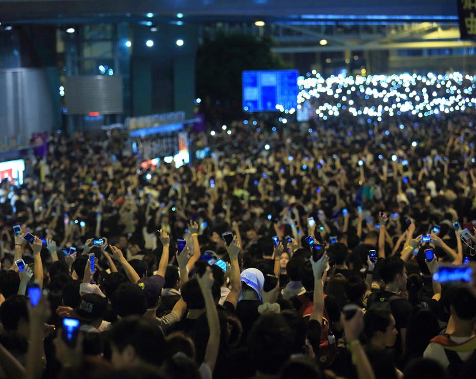 Decalogo de Tim Berners-Lee nuevo internet protestas hong kong