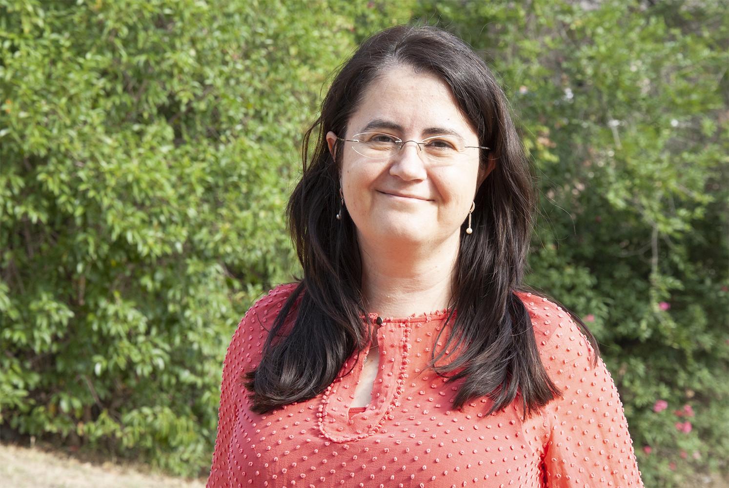 Mayka Sánchez Fernández, promotora y cofundadora de Bloodgenetics