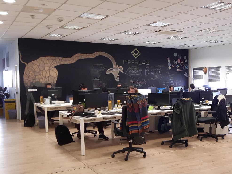 oficina Piper Lab