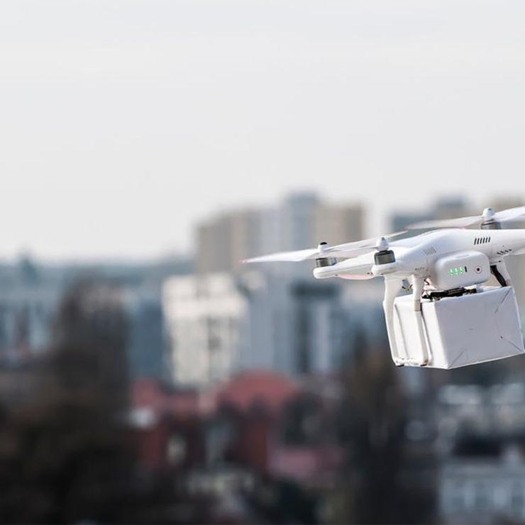 drones repartidores