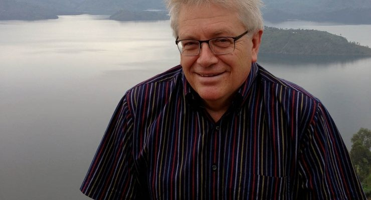 Stephen Harris, cofundador de Learnlife Barcelona