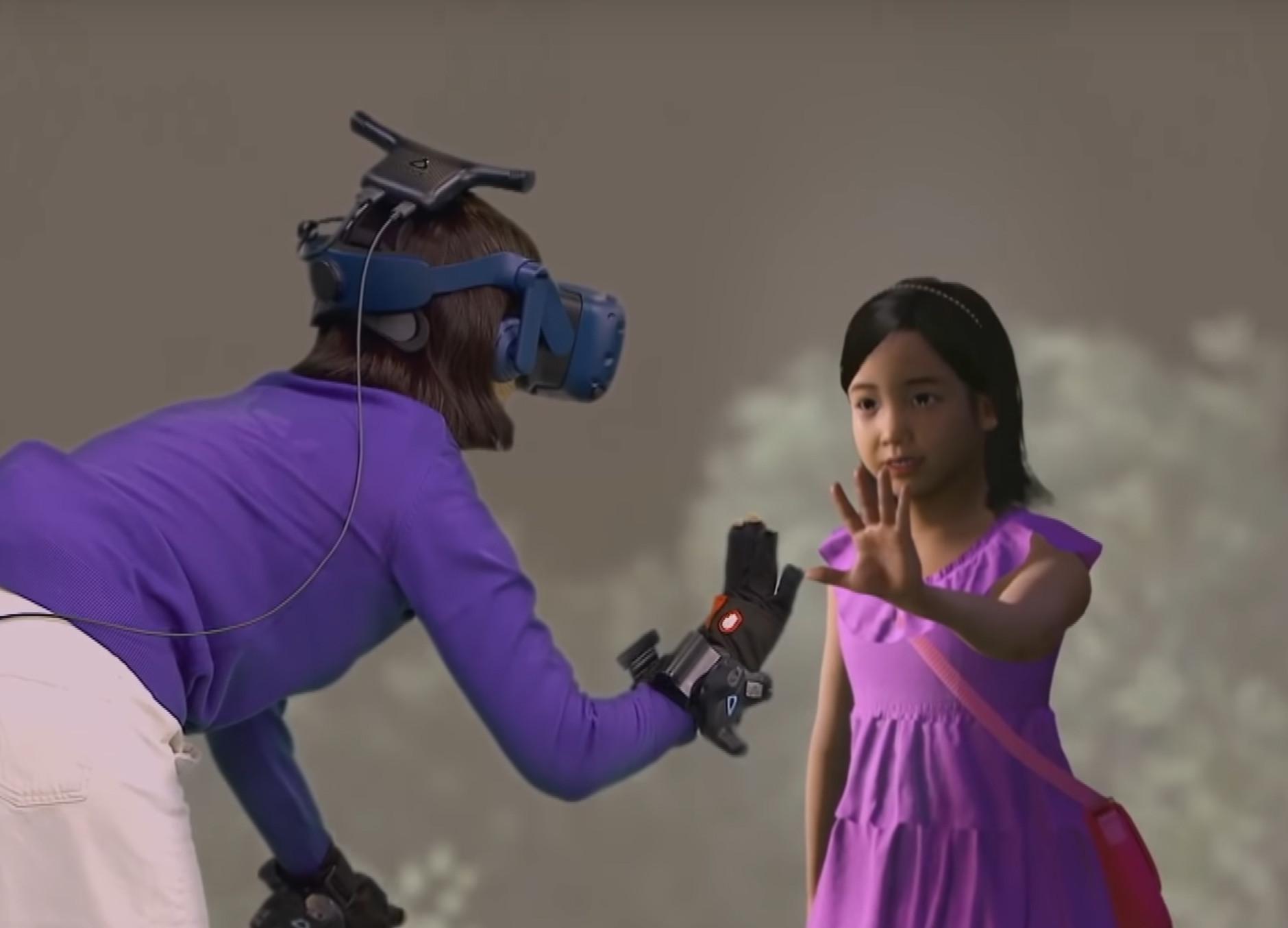 Encuentro virtual madre e hija fallecida