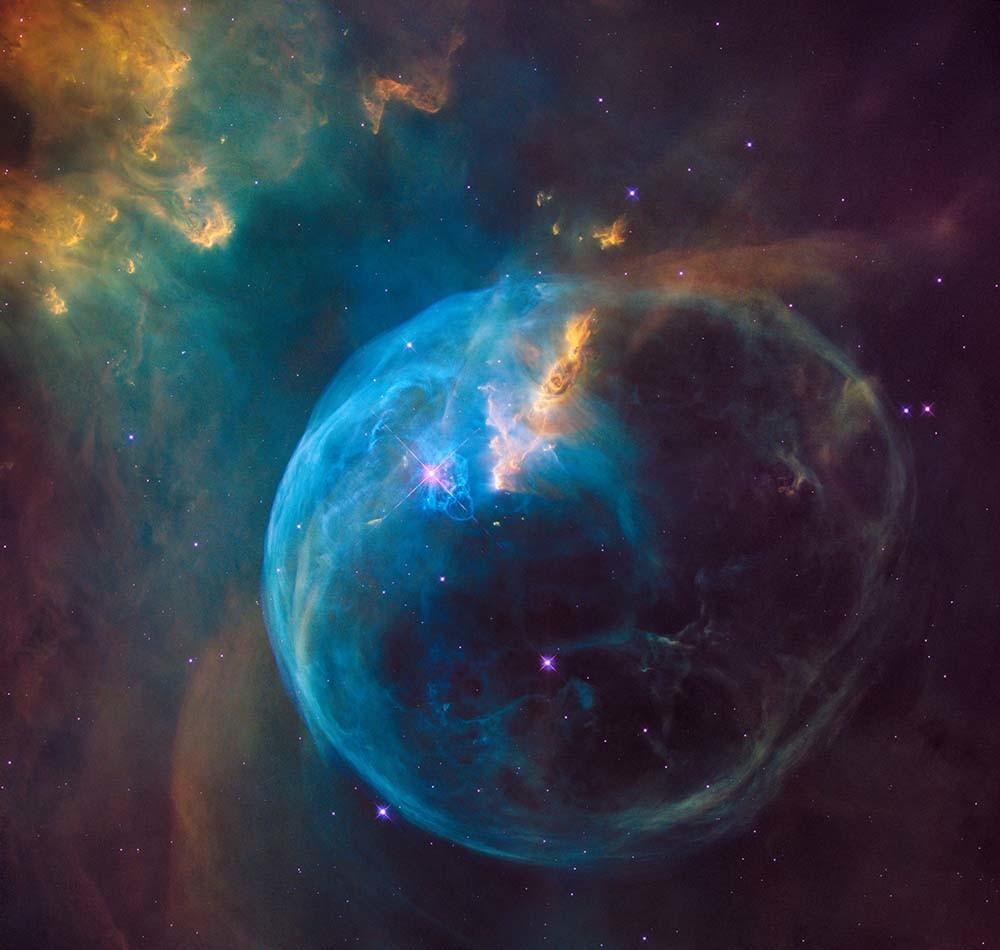 las estrellas y su origen