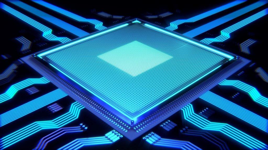 Imagen de un procesador
