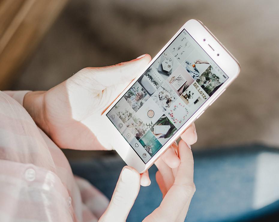 Instagram nació en 2010 alrededor de la fotografía.