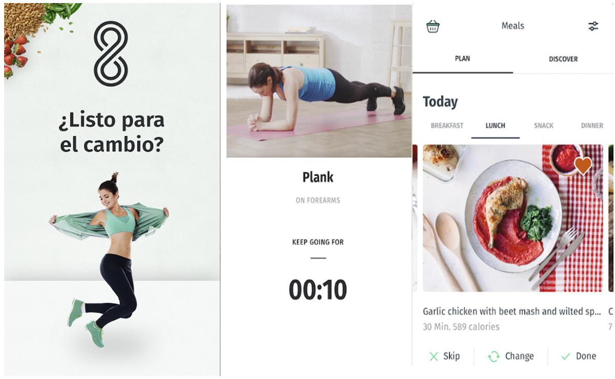 apps ejercicio en casa