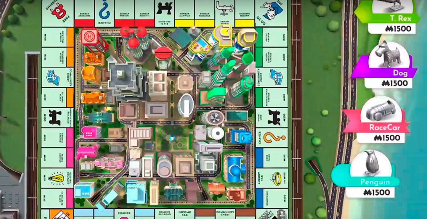 Monopoly-juego online de mesa