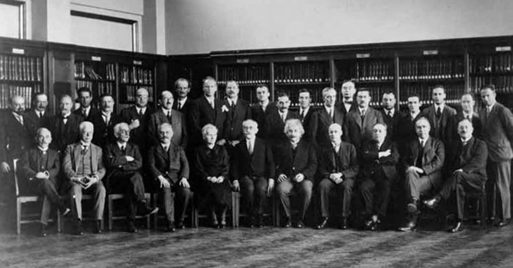 Conferencia Solvay de 1930