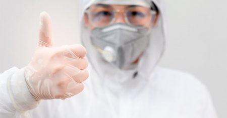 coronavirus. buenas noticias