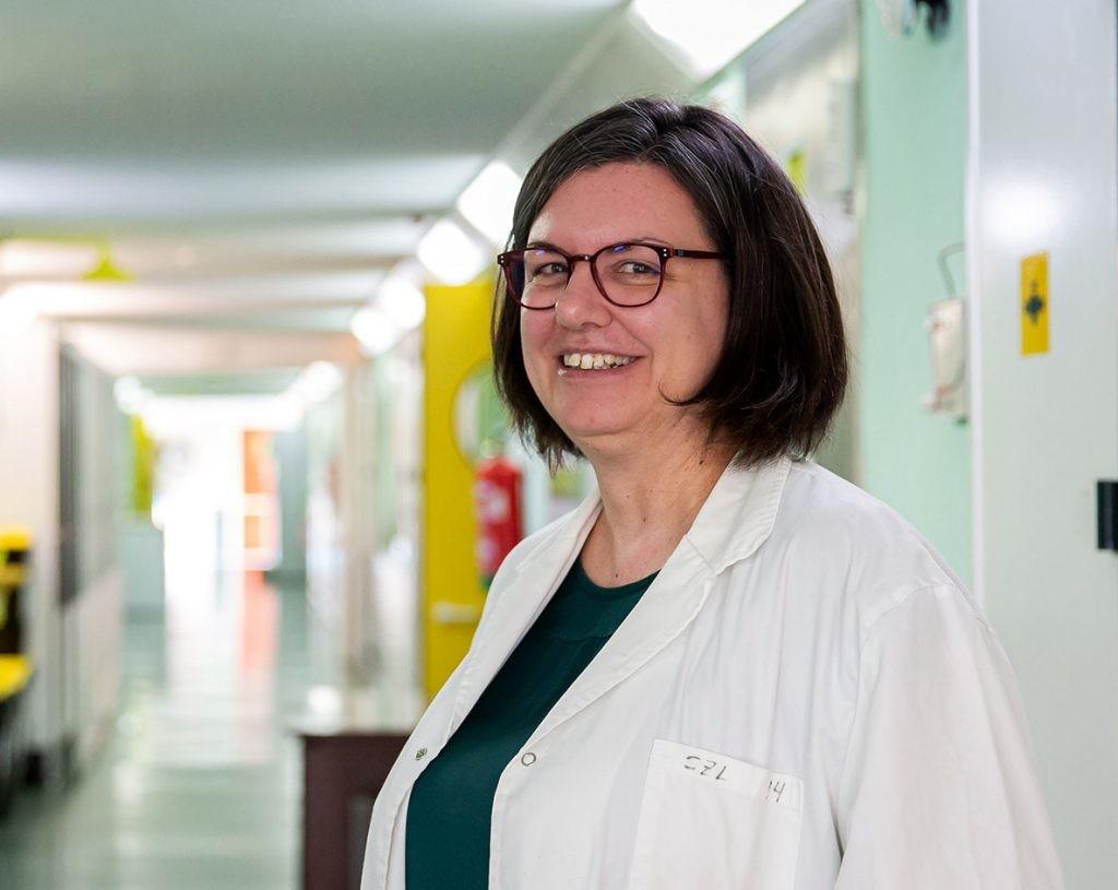 Sonia Zuniga, experta del CSIC en SARS-CoV