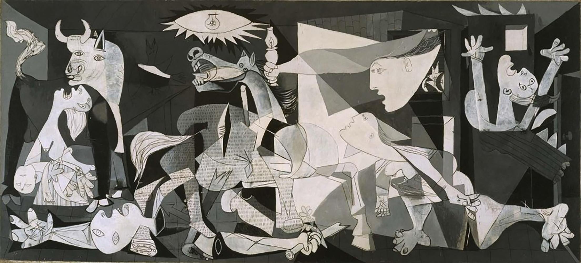 Museos españoles El Guernica