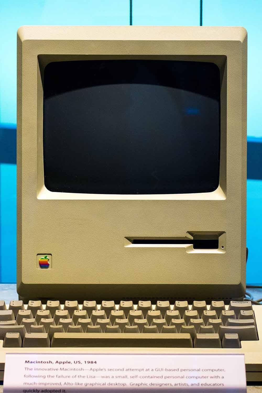 Historia del teclado: primeros ordenadores.
