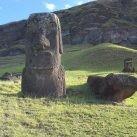 desaparición rapanui, los constructores de moais