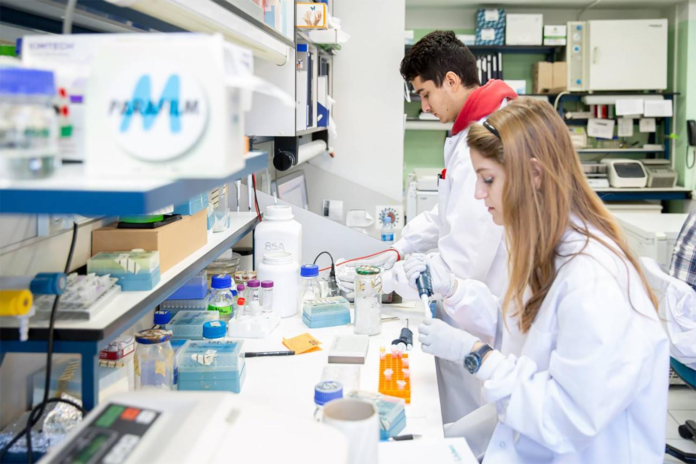 laboratorio coronavirus COVID-19