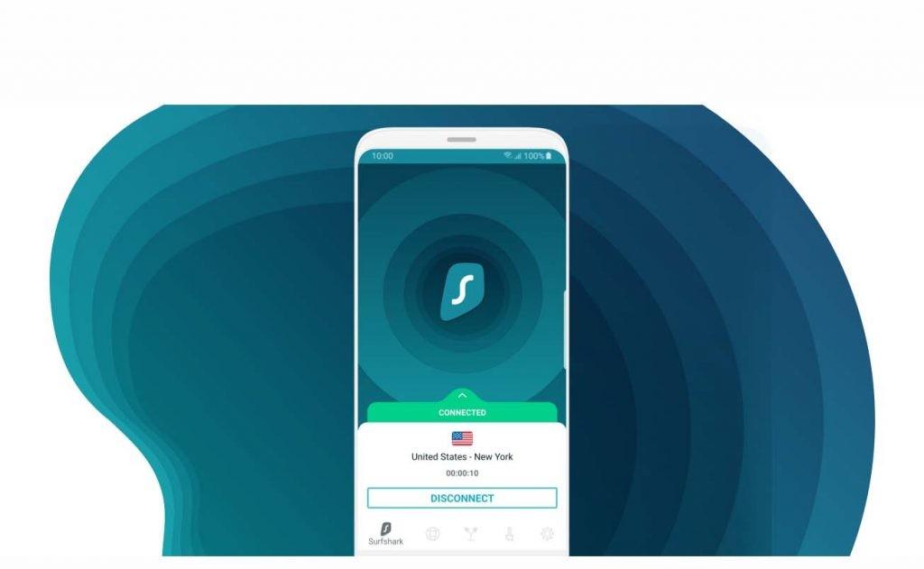Surfshark es una de las mejores VPN disponibles