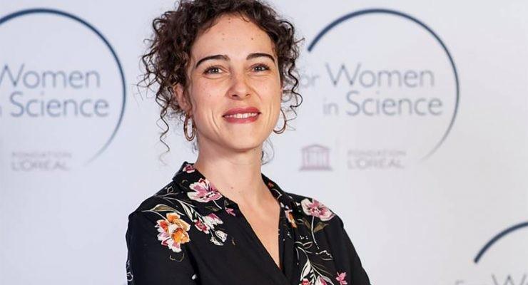 Cristina ROmera investiga el plástico en el mar